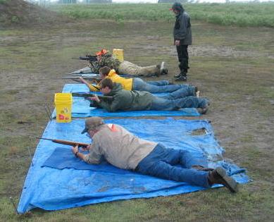 Appleseed Marksmanship Training Event - Mackey M